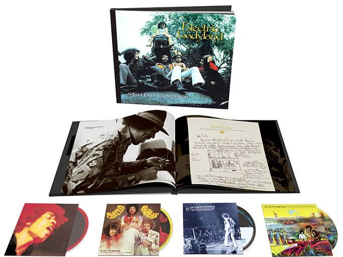 Electric Ladyland - 50th Anniversary Deluxe Edition (8 novembre 2018) 41570510