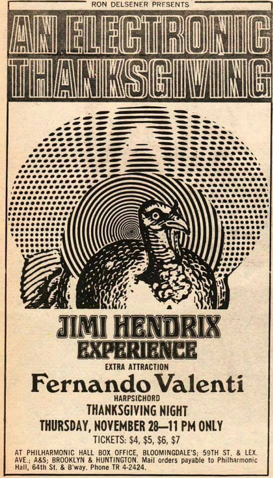 New York (Philharmonic Hall) : 28 novembre 1968 [Premier concert] - Page 2 46736110