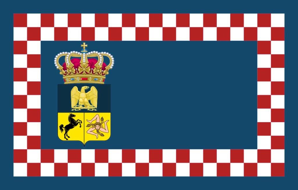 Pavillon de la Marine du Royaume d'Italie 1805-1814. 30411510