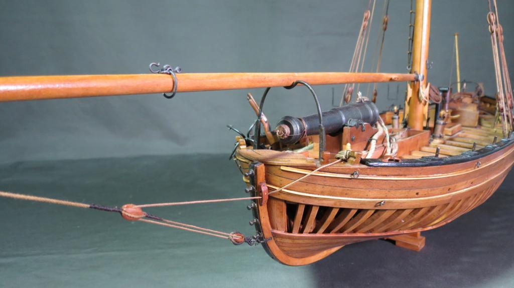 Parancelle canonnière (pièce de fer 18 lb.) Flottille Napolitaine 1811 - 1/24 (dessins: Luigi Ombrato) - Page 24 Img_2219