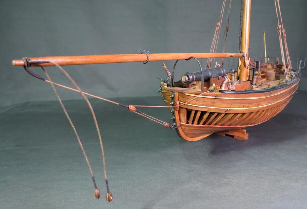 Parancelle canonnière (pièce de fer 18 lb.) Flottille Napolitaine 1811 - 1/24 (dessins: Luigi Ombrato) - Page 24 Img_2220