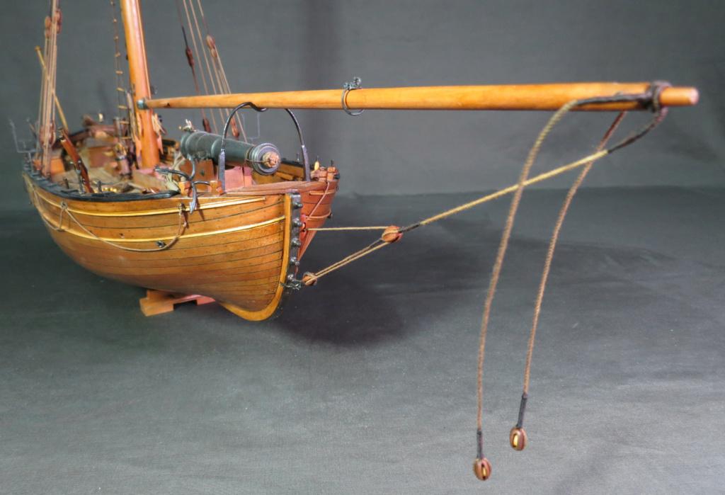 Parancelle canonnière (pièce de fer 18 lb.) Flottille Napolitaine 1811 - 1/24 (dessins: Luigi Ombrato) - Page 24 Img_2221