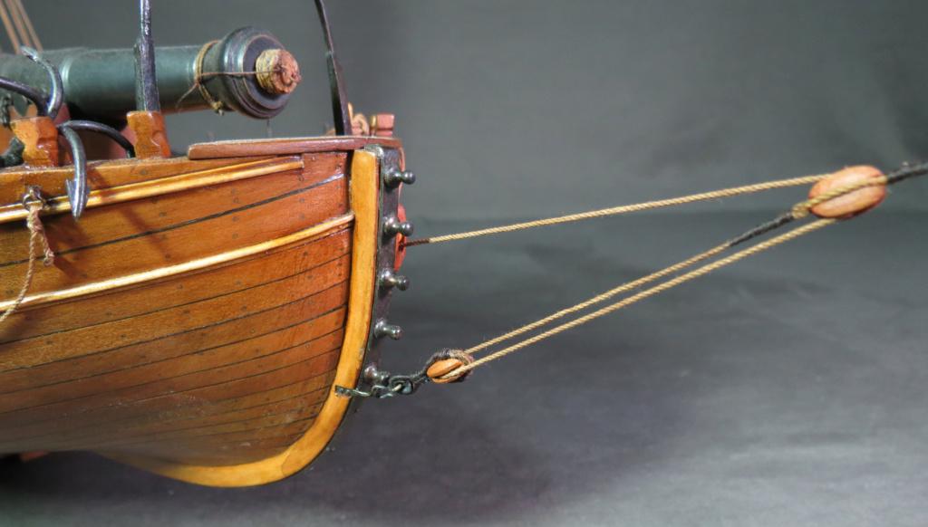 Parancelle canonnière (pièce de fer 18 lb.) Flottille Napolitaine 1811 - 1/24 (dessins: Luigi Ombrato) - Page 24 Img_2223