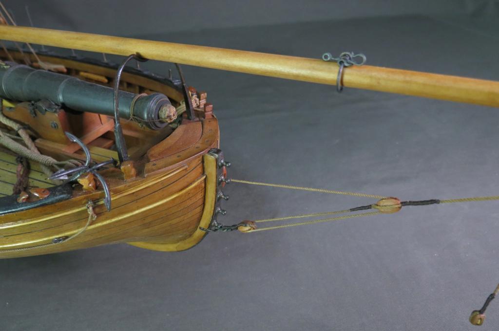 Parancelle canonnière (pièce de fer 18 lb.) Flottille Napolitaine 1811 - 1/24 (dessins: Luigi Ombrato) - Page 24 Img_2224
