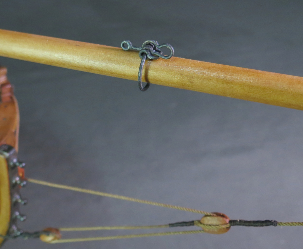 Parancelle canonnière (pièce de fer 18 lb.) Flottille Napolitaine 1811 - 1/24 (dessins: Luigi Ombrato) - Page 24 Img_2225