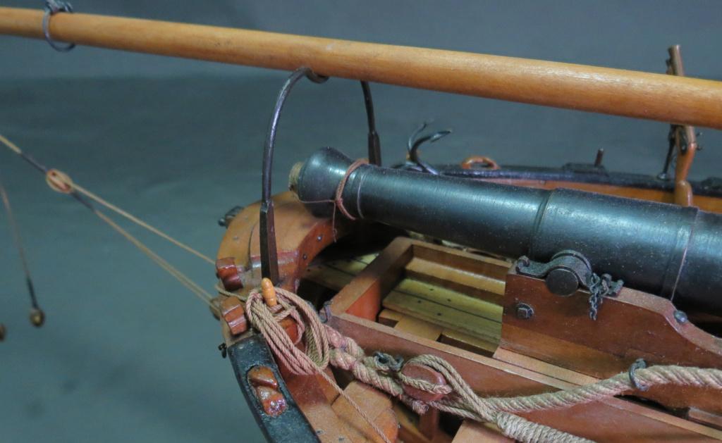 Parancelle canonnière (pièce de fer 18 lb.) Flottille Napolitaine 1811 - 1/24 (dessins: Luigi Ombrato) - Page 24 Img_2226