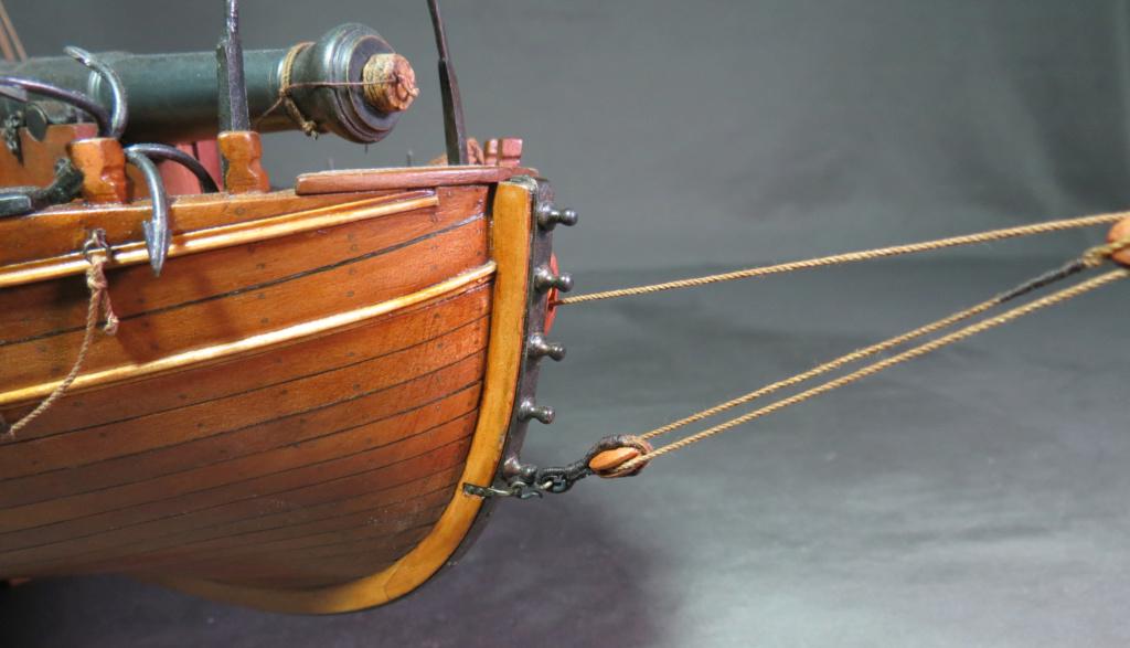 Parancelle canonnière (pièce de fer 18 lb.) Flottille Napolitaine 1811 - 1/24 (dessins: Luigi Ombrato) - Page 24 Img_2227