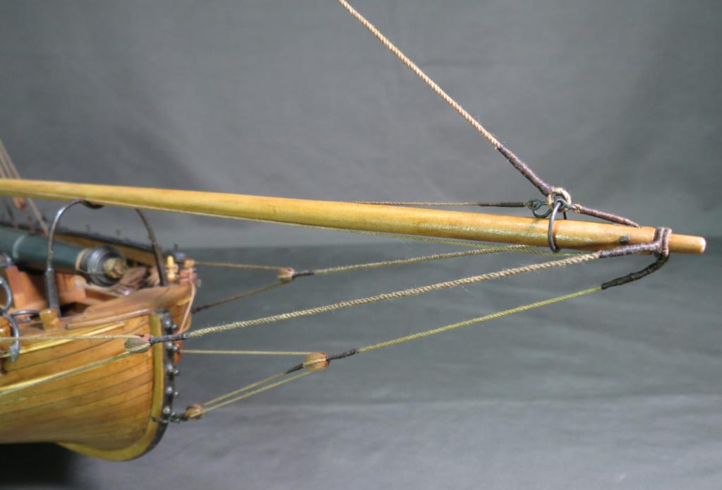 Parancelle canonnière (pièce de fer 18 lb.) Flottille Napolitaine 1811 - 1/24 (dessins: Luigi Ombrato) - Page 24 Img_2316