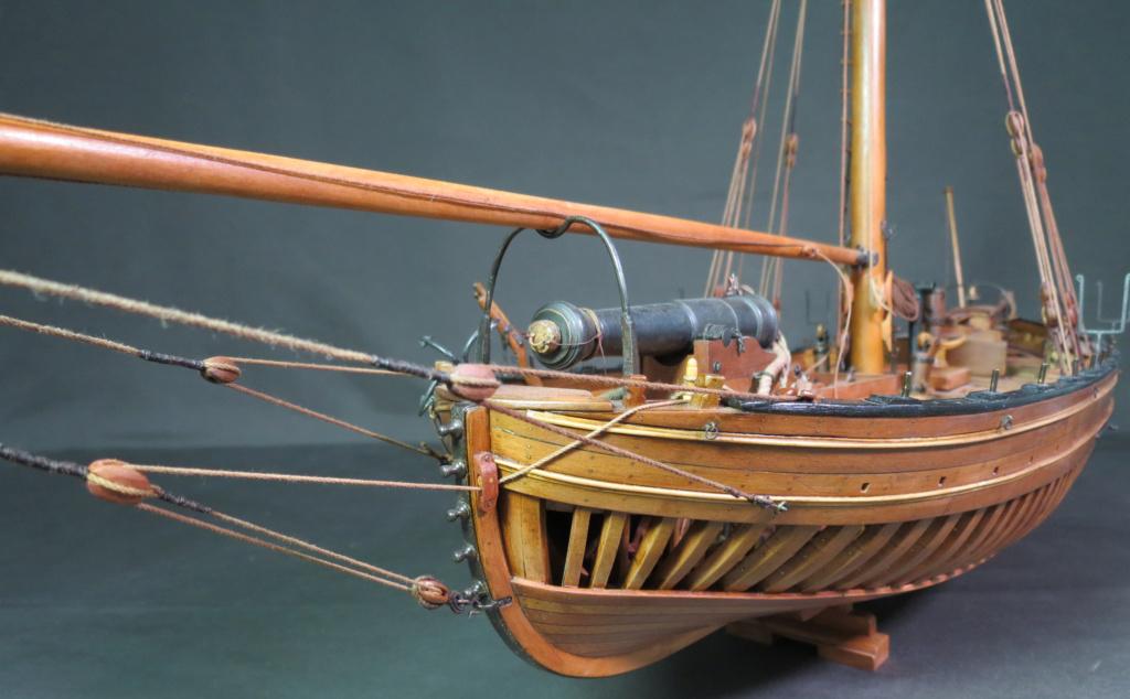 Parancelle canonnière (pièce de fer 18 lb.) Flottille Napolitaine 1811 - 1/24 (dessins: Luigi Ombrato) - Page 24 Img_2318