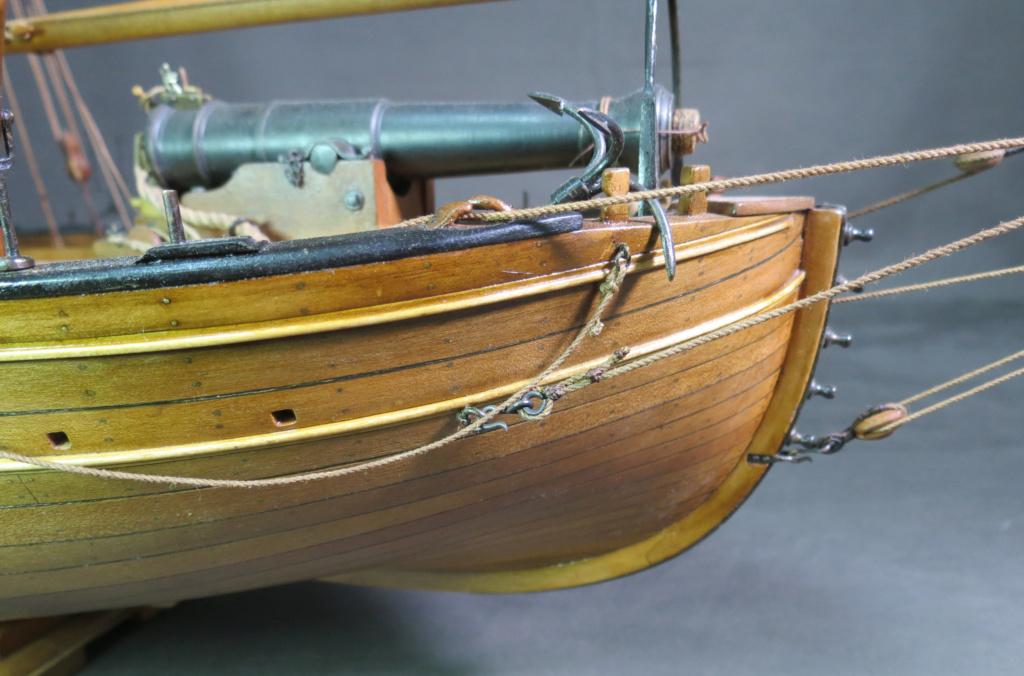 Parancelle canonnière (pièce de fer 18 lb.) Flottille Napolitaine 1811 - 1/24 (dessins: Luigi Ombrato) - Page 24 Img_2319