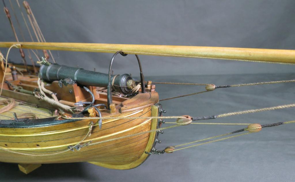 Parancelle canonnière (pièce de fer 18 lb.) Flottille Napolitaine 1811 - 1/24 (dessins: Luigi Ombrato) - Page 24 Img_2320