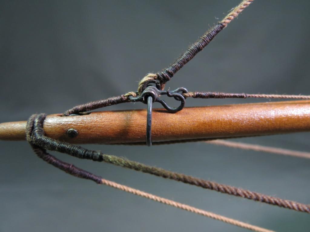 Parancelle canonnière (pièce de fer 18 lb.) Flottille Napolitaine 1811 - 1/24 (dessins: Luigi Ombrato) - Page 24 Img_2323