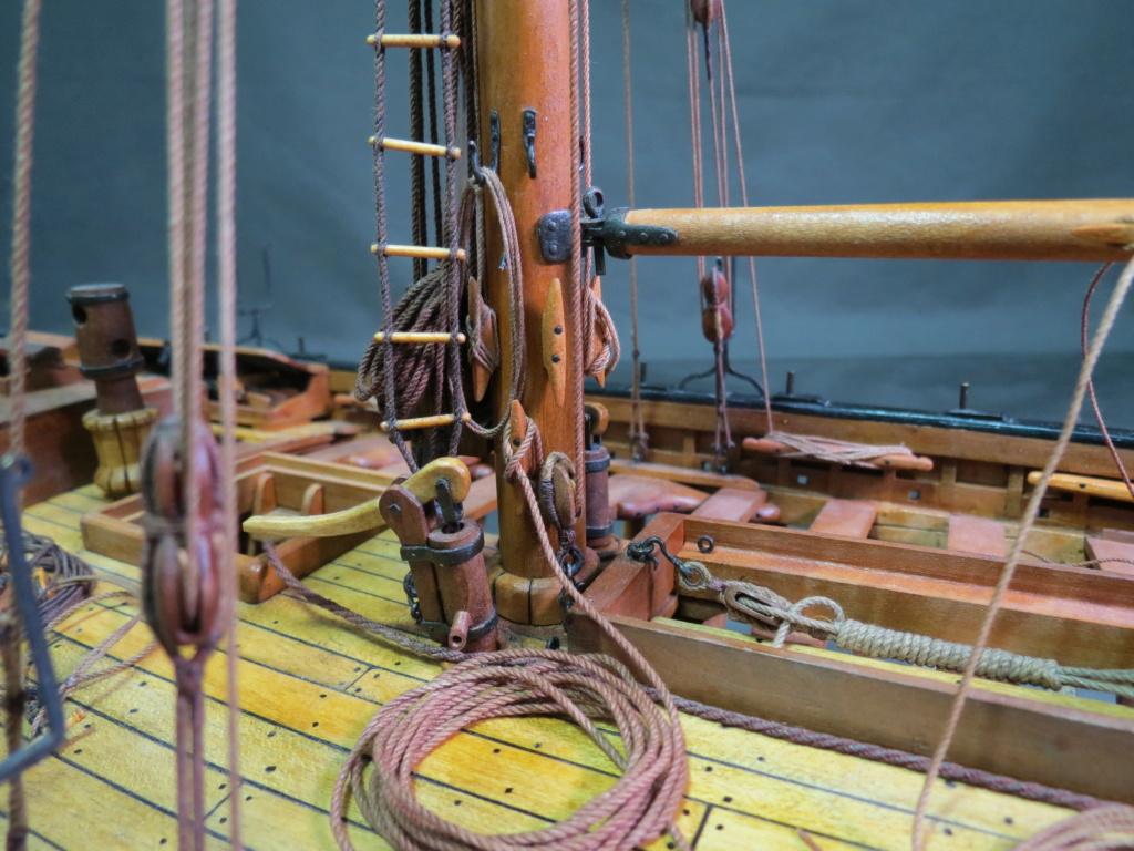 Parancelle canonnière (pièce de fer 18 lb.) Flottille Napolitaine 1811 - 1/24 (dessins: Luigi Ombrato) - Page 24 Img_2325