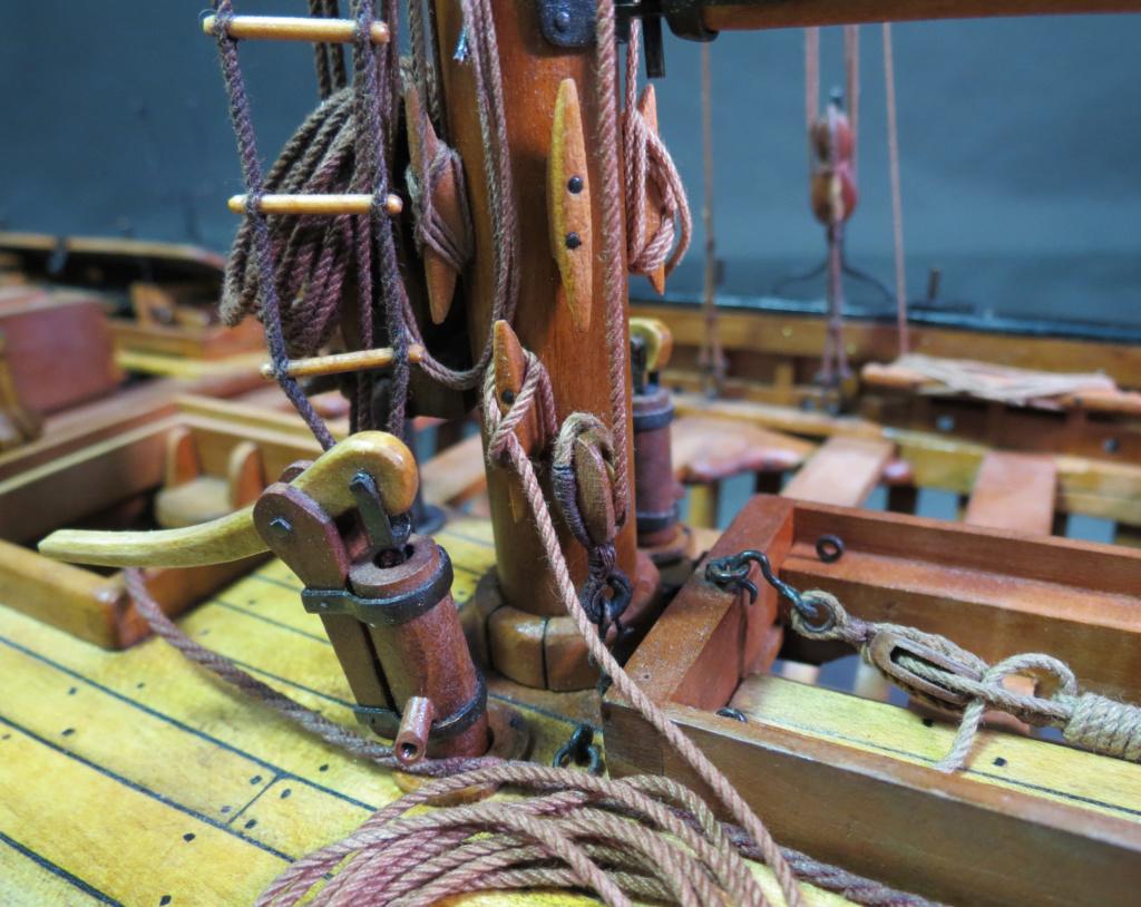 Parancelle canonnière (pièce de fer 18 lb.) Flottille Napolitaine 1811 - 1/24 (dessins: Luigi Ombrato) - Page 24 Img_2326