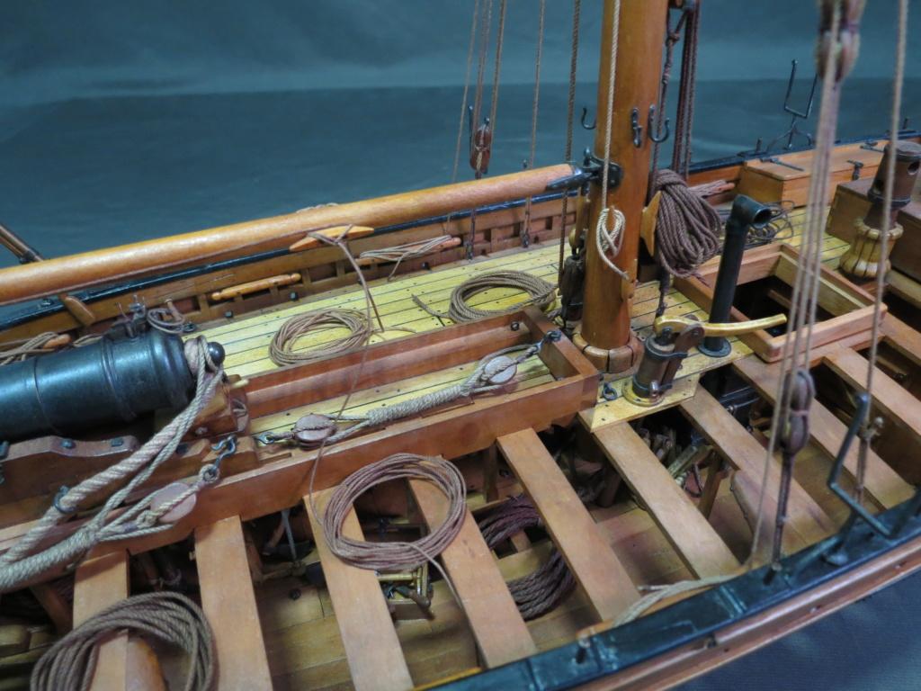 Parancelle canonnière (pièce de fer 18 lb.) Flottille Napolitaine 1811 - 1/24 (dessins: Luigi Ombrato) - Page 24 Img_2327