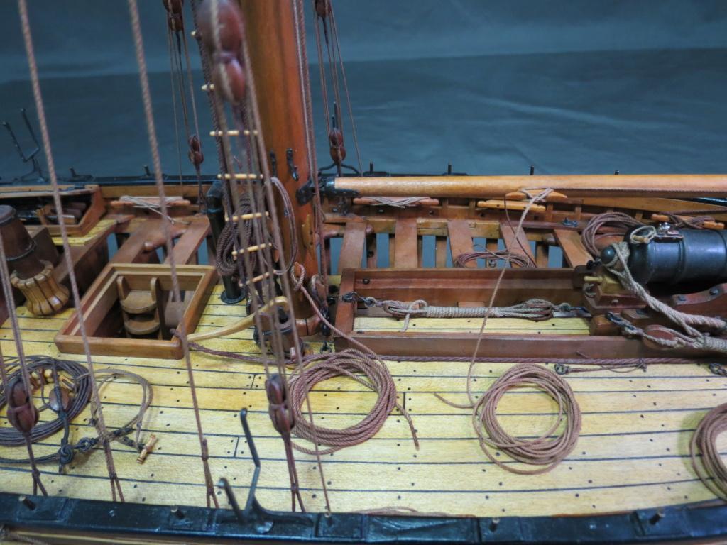 Parancelle canonnière (pièce de fer 18 lb.) Flottille Napolitaine 1811 - 1/24 (dessins: Luigi Ombrato) - Page 24 Img_2328
