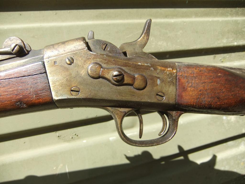 """Remington """"Rolling Block"""" avec 2 détentes Dscf2015"""