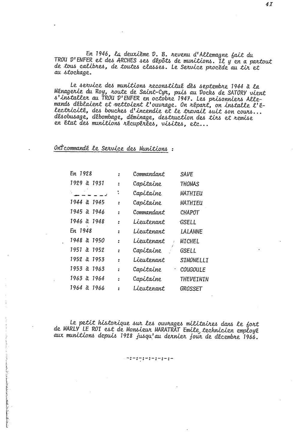 Le service des munitions de la 2ème DB Servic10