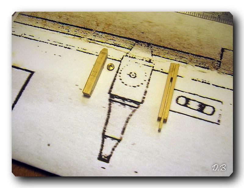 Fregate H.M.S Surprise au 1/48 de A.L - Page 2 00110