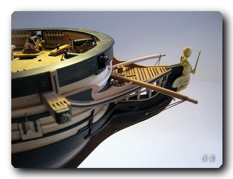 Fregate H.M.S Surprise au 1/48 de A.L - Page 18 00149