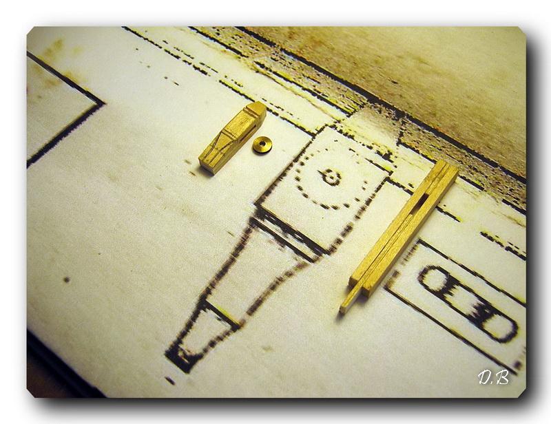 Fregate H.M.S Surprise au 1/48 de A.L - Page 2 00310