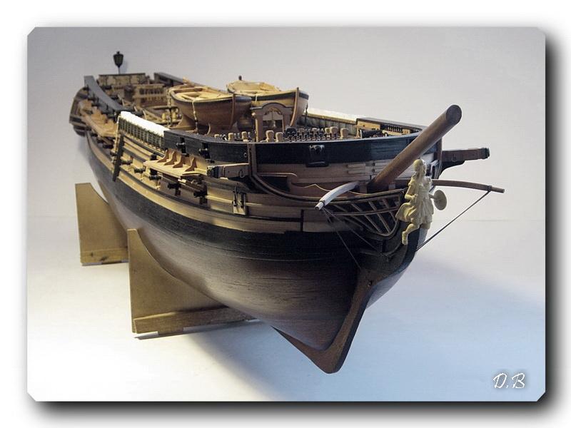 Fregate H.M.S Surprise au 1/48 de A.L - Page 16 00627