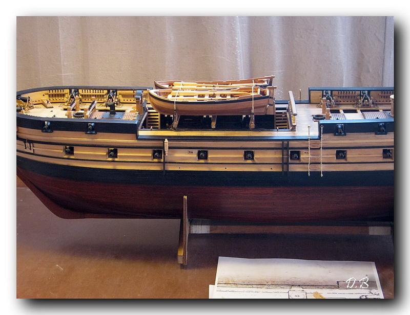 Fregate H.M.S Surprise au 1/48 de A.L - Page 2 00810
