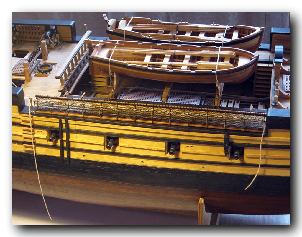 Fregate H.M.S Surprise au 1/48 de A.L - Page 4 00913