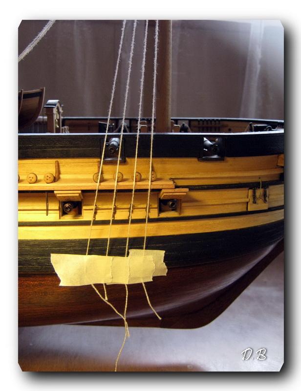 Fregate H.M.S Surprise au 1/48 de A.L - Page 19 01014