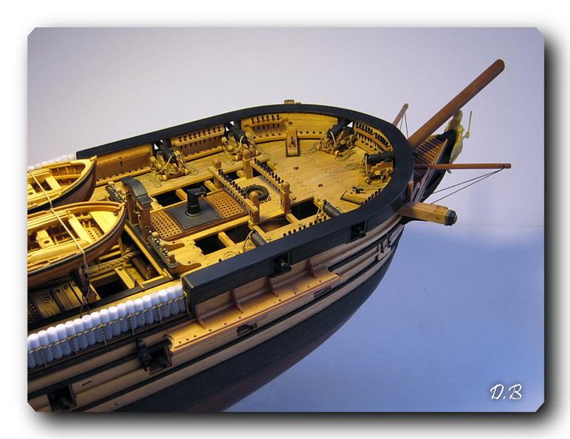 Fregate H.M.S Surprise au 1/48 de A.L - Page 16 01611