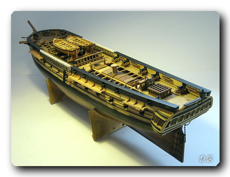 Fregate H.M.S Surprise au 1/48 de A.L - Page 16 02210