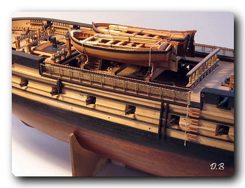 Fregate H.M.S Surprise au 1/48 de A.L - Page 5 Surp_135