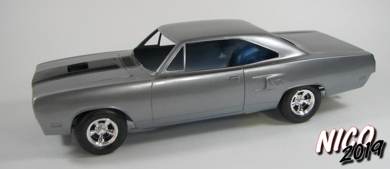 [MONOGRAM-1/24°]Plymouth GTX 1970  Img_0240