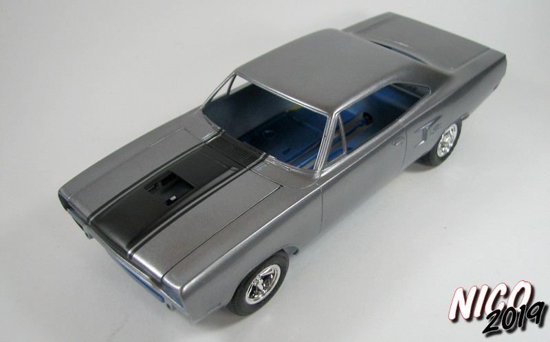 [MONOGRAM-1/24°]Plymouth GTX 1970  Img_0241