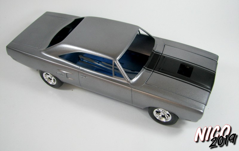 [MONOGRAM-1/24°]Plymouth GTX 1970  Img_0242
