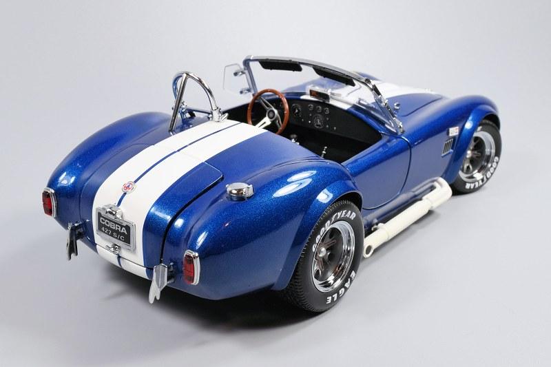 AC Cobra 427 s/c:Fujimi 1/24° Ky_for10