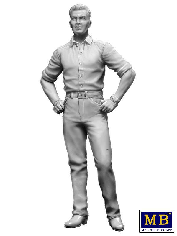 figurine 1/25° Mbstan10