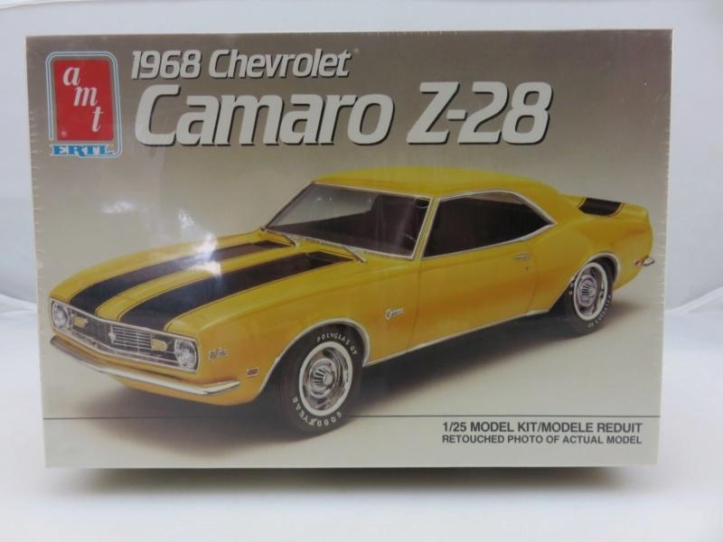 [AMT] 1968 Chevrolet Camaro Z28   S-l16026