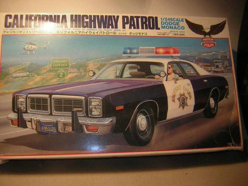 maquette auto police. S-l16027