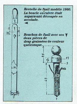 Bouchon de canon des armes Chassepot 27-04-14