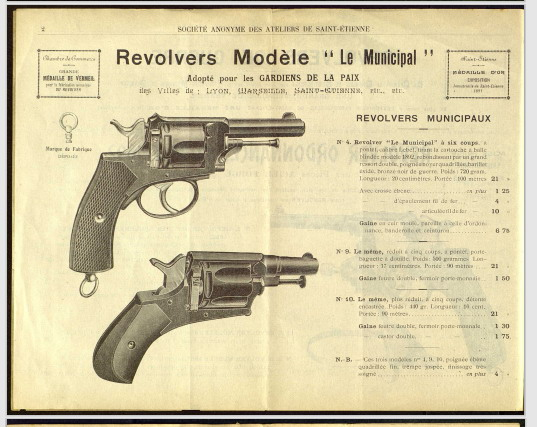 revolver type « Municipal - Page 2 Factur12