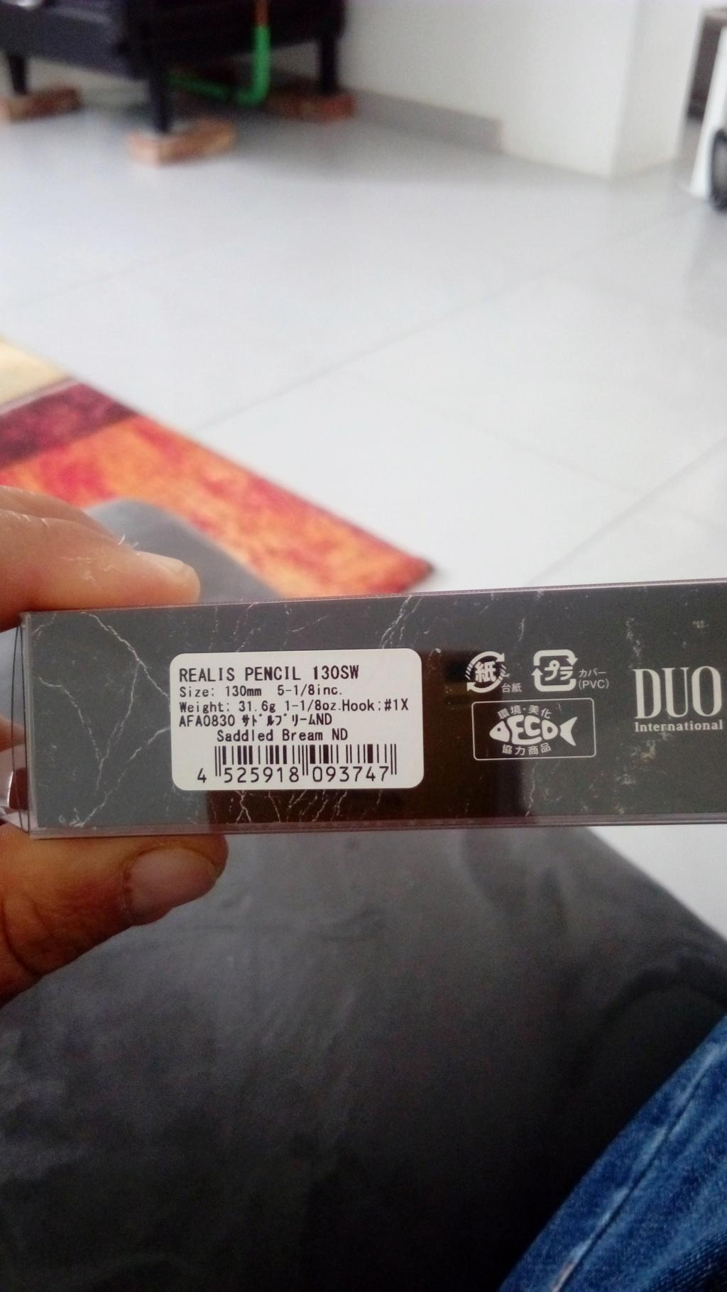 [VENDO][nuovo] duo realis pencil 130 15402910