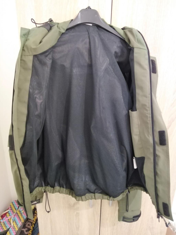 [vendo usato poco ]  giacca airflo Img_2025