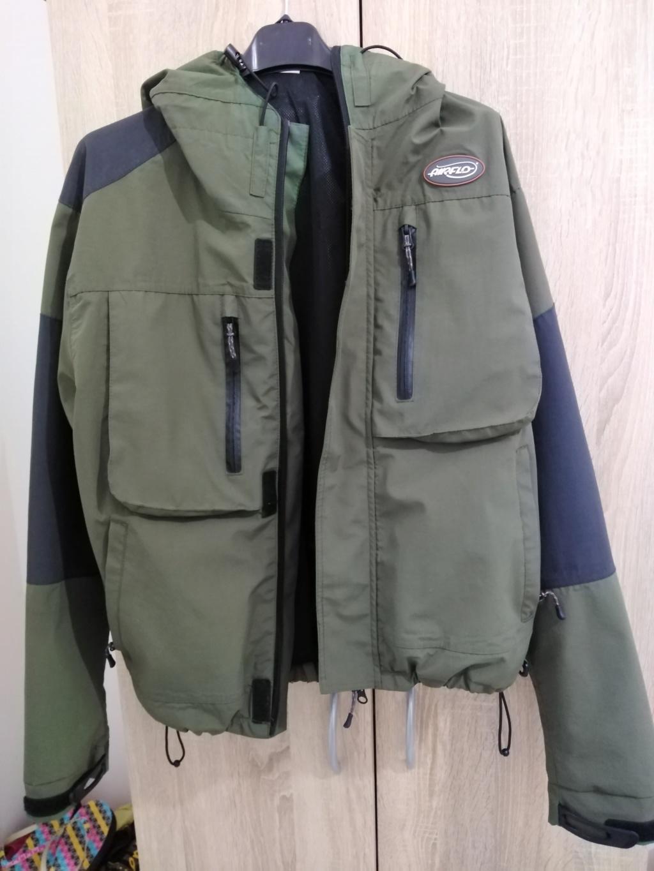 [vendo usato poco ]  giacca airflo Img_2026