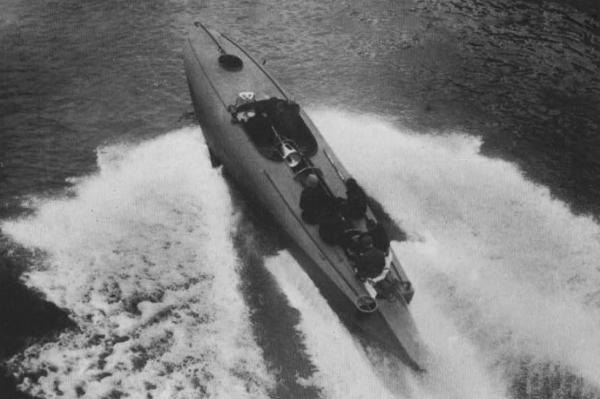 Thornycroft 55ft CMB torpedo @ 1:20 scale. 19987410