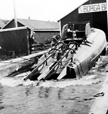 Thornycroft 55ft CMB torpedo @ 1:20 scale. 2b7f4410