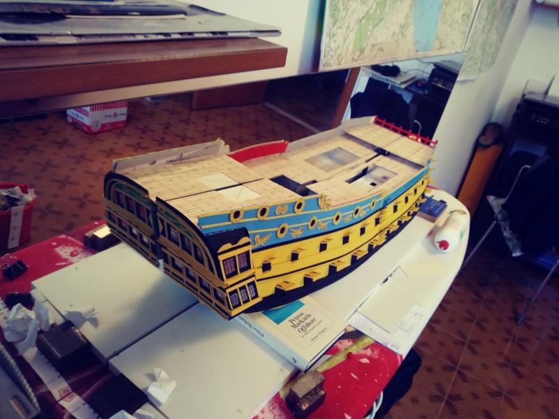 vascello 1760 da 76 cannonni - cartomodello 1/50 autocostruito - Pagina 3 1-prov27