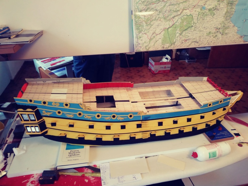 vascello 1760 da 76 cannonni - cartomodello 1/50 autocostruito - Pagina 3 1-prov29