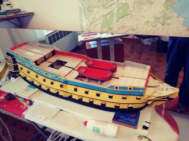 vascello 1760 da 76 cannonni - cartomodello 1/50 autocostruito - Pagina 3 1-prov30