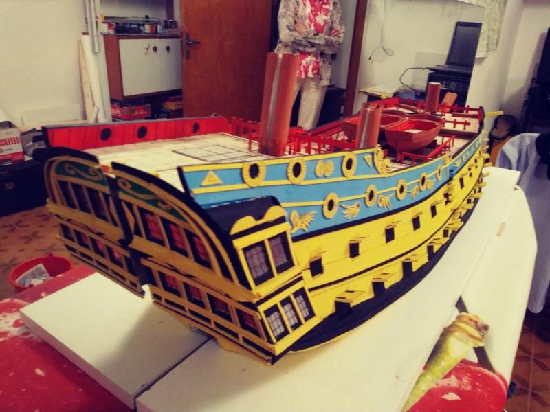 vascello 1760 da 76 cannonni - cartomodello 1/50 autocostruito - Pagina 3 1-prov31